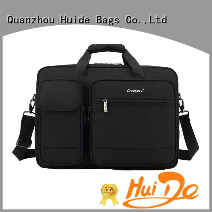 Huide popular fashion briefcase wholesale for men