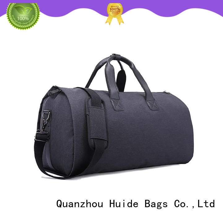 Huide fashion suit and garment bag on line for suit
