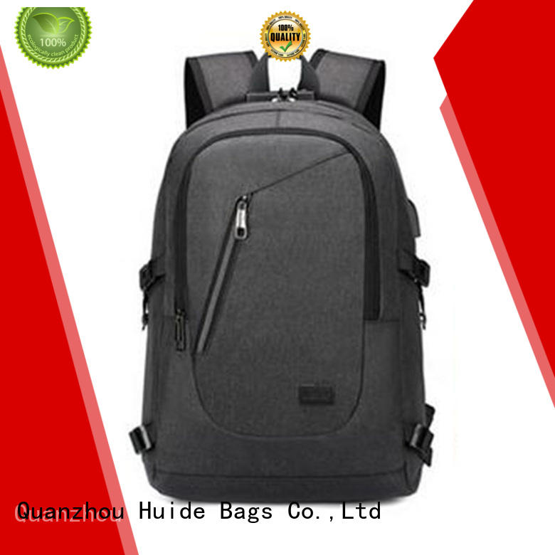 Huide simple backpacks for school wholesale for engineering students