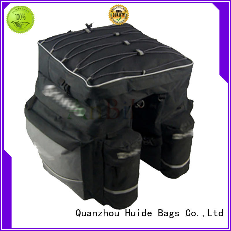 Huide good quality bicycle cargo bags apply for flying