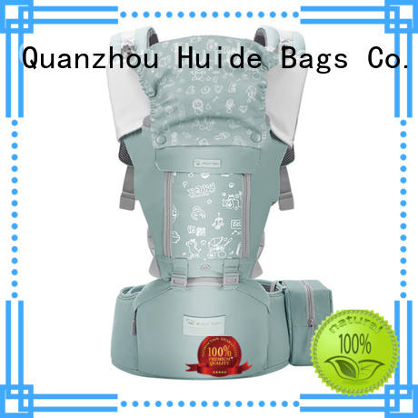 Huide types of organic baby carrier hot sale for twins