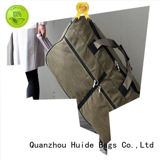 professional customization antler rolling duffel leaderboard for travel
