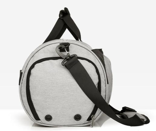 canvas gym duffle bag & travel duffel bag