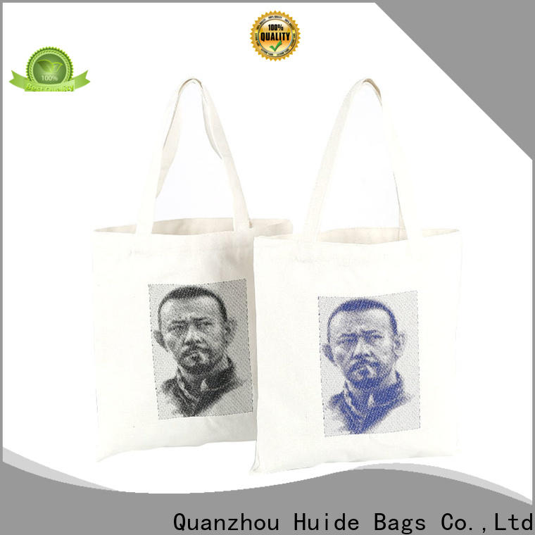 Huide custom made shopping bags bags suppliers for trolley
