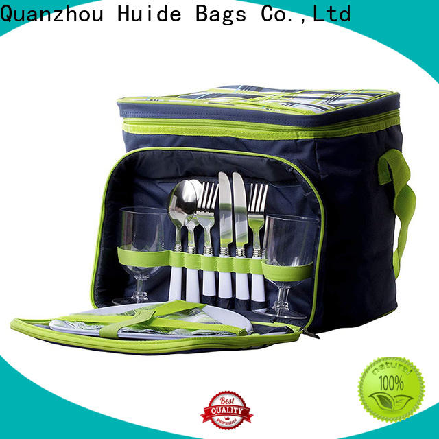 Huide backpacklunch lightweight picnic backpack supply for travel