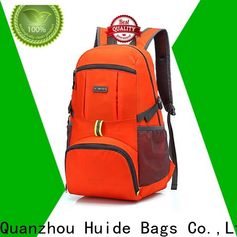 foldable cabin bag & cool hiking backpacks