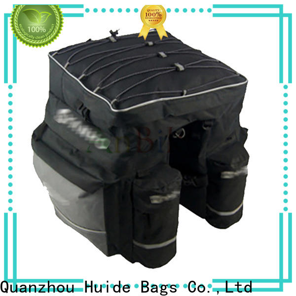 Huide Latest waterproof bicycle bag supply for flying
