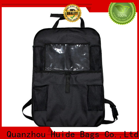 custom volleyball backpacks & child car seat organizer