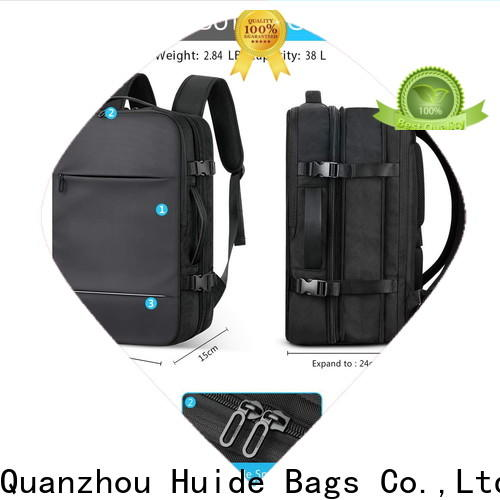 Latest durable laptop backpack notebook for business for travel