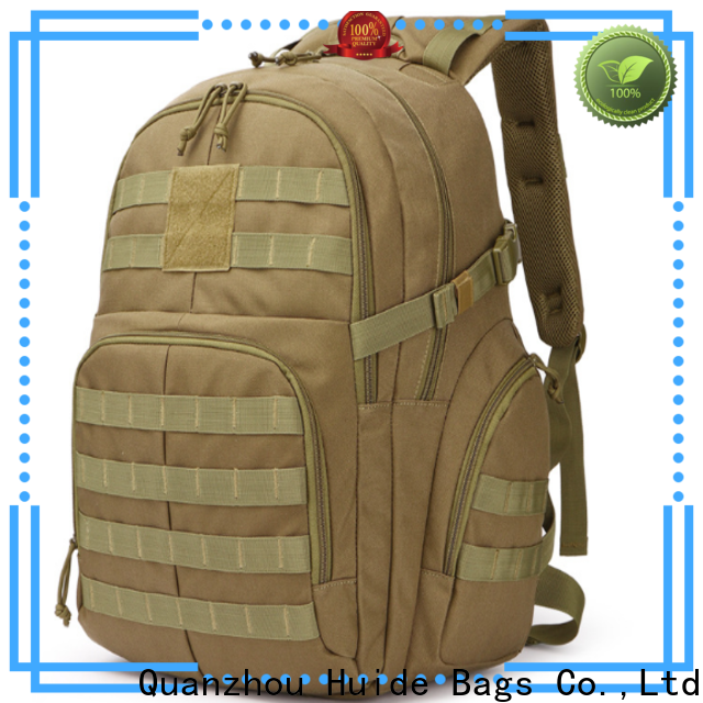 Huide military tactical bags and backpacks company for laptop