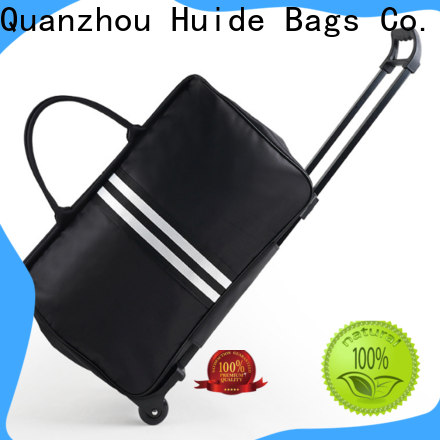Huide luggage lightweight duffle luggage company for office