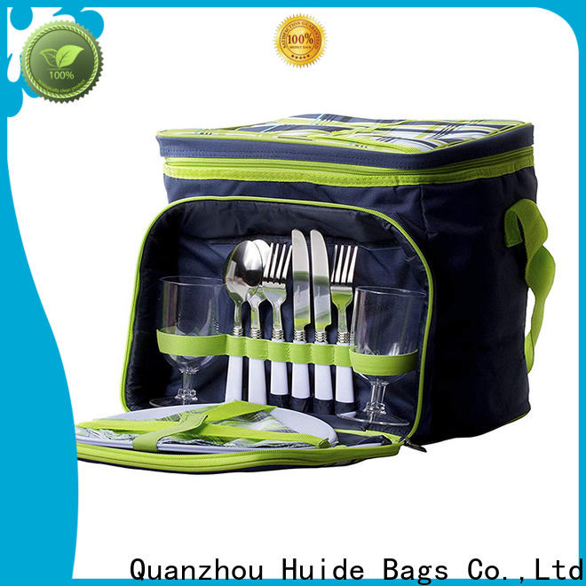 Top family picnic bag cooler factory for life