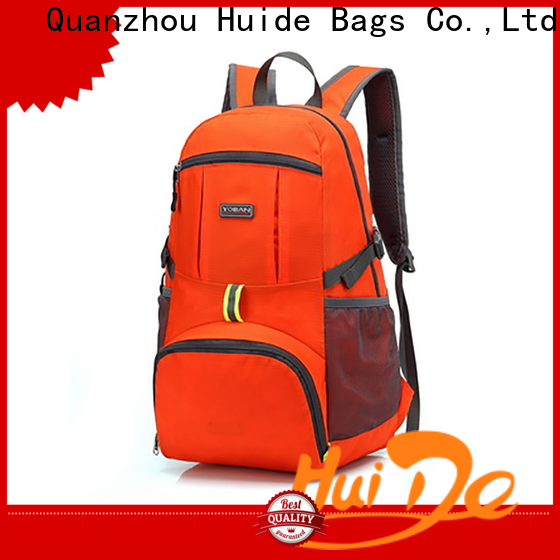 casual travel backpack & foldable day bag