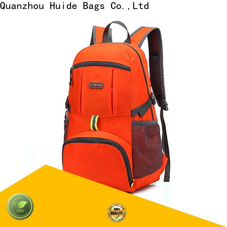 Huide High-quality custom drawstring bags uk supply for shopping