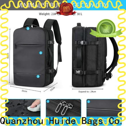 cute women's briefcase & business travel backpack