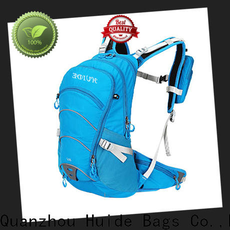 Huide Latest sports hydration backpack factory for runners