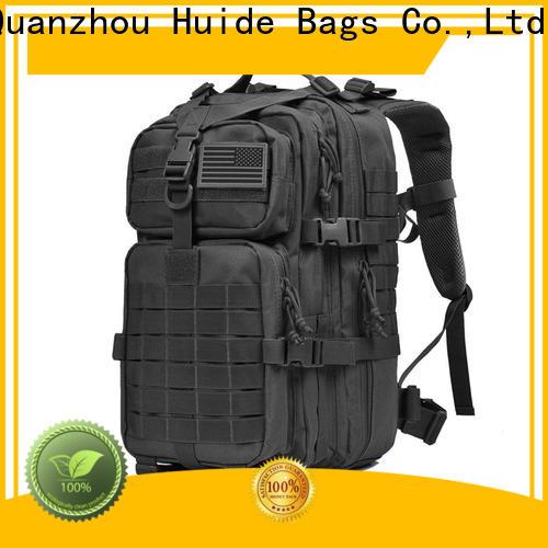 Huide New military desert backpack company for school
