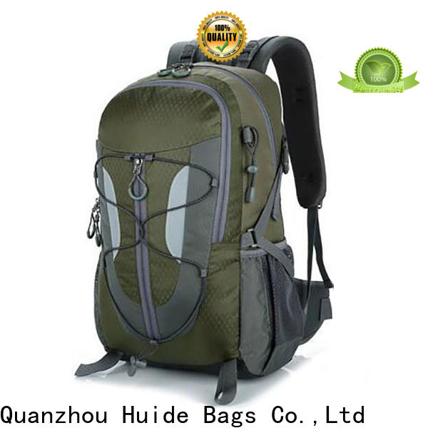 Huide Huide backpack manufacturing cost suppliers