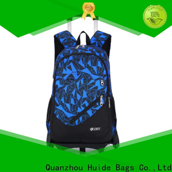 custom ultralight backpacks & trolley backpack for school