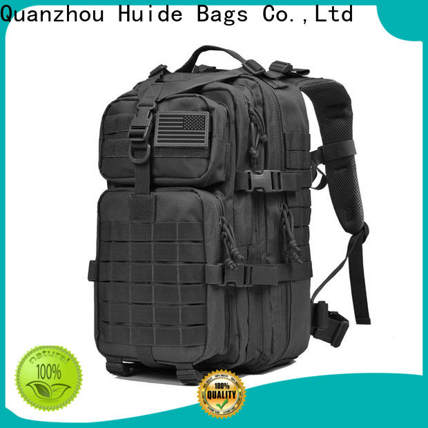 military style backpacks for men & small soft tool bag