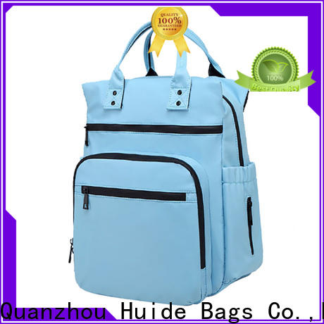 custom baby backpack & double ski and boot bag