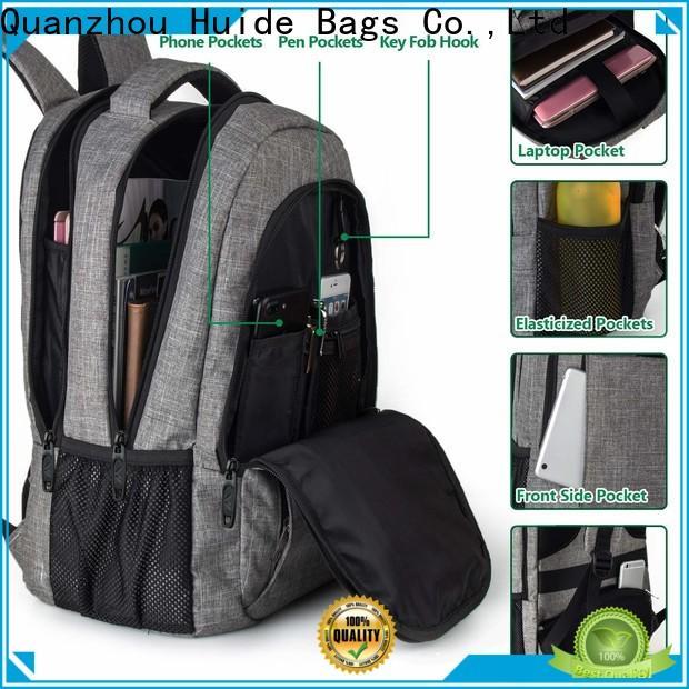custom printed plastic shopping bags & simple backpack