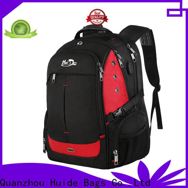 Huide Best business school backpack manufacturers for ladies