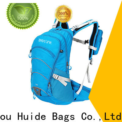 sports hydration pack & custom satchel bag