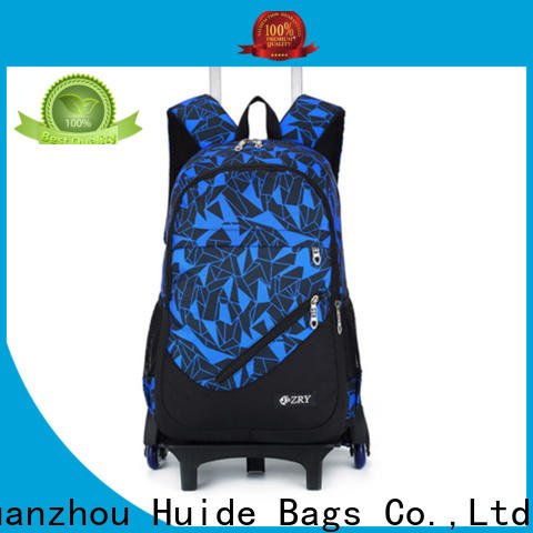 Latest backpack trolley bag bags suppliers for girl
