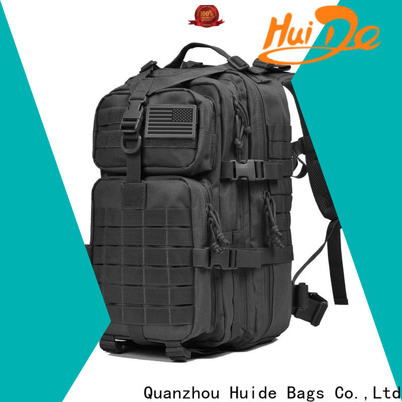 outdoor tactical backpack & customize your own bag