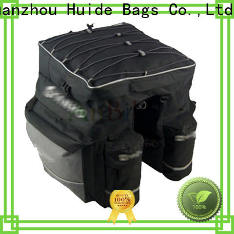Huide Huide bicycle back bag manufacturers for train