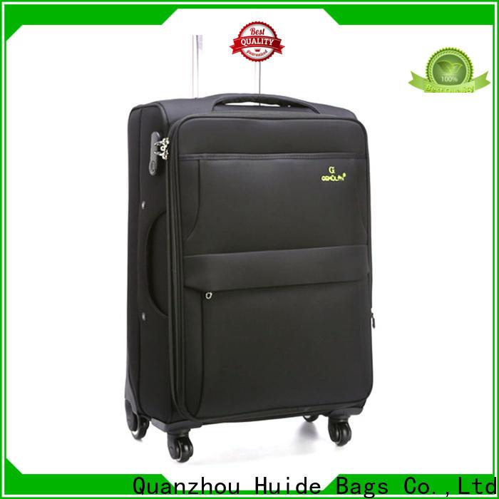 hard soft luggage & custom recycled shopping bags
