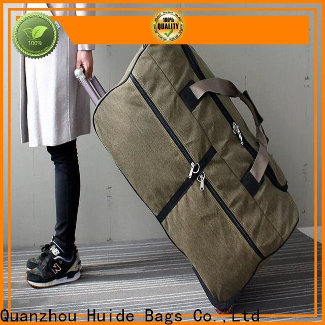 High-quality small duffle with wheels trekking manufacturers for college