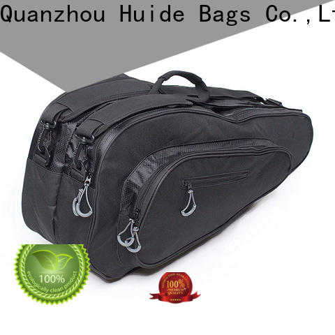 custom brief case & badminton backpack bag