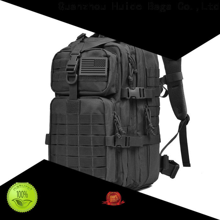Huide Latest military outdoor backpack company for hiking
