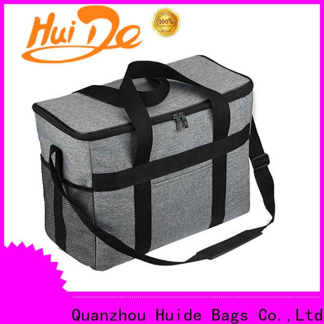Huide lunch vinyl lunch bag company for work