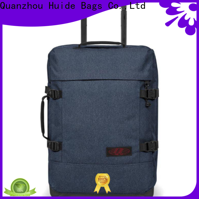 Huide Custom stroller luggage bag manufacturers for dress clothes
