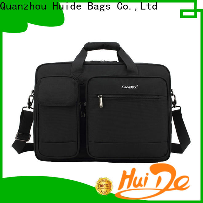 Huide New small ladies briefcase for business for men