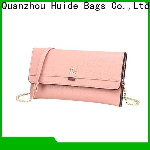 Huide Wholesale long credit card wallet factory for women