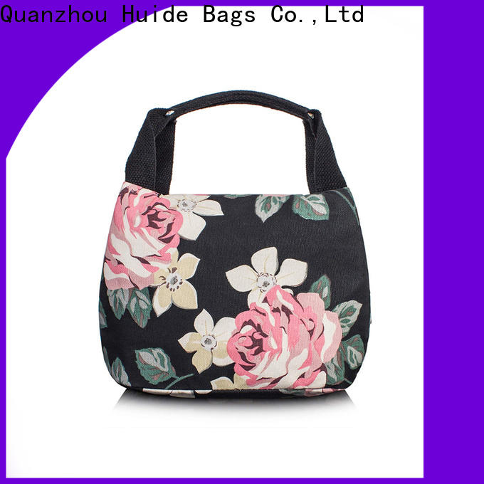 Huide food handbag cooler bag manufacturers for food