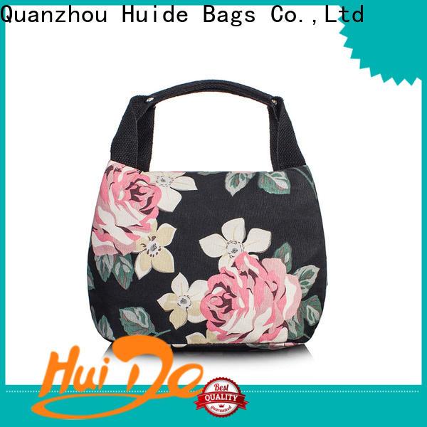 Huide lightweight keep cool cooler bag supply for high school students