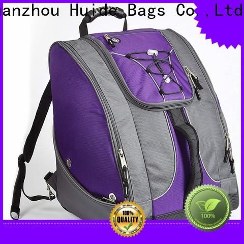 Custom custom side bags snowboard factory for 2 pairs