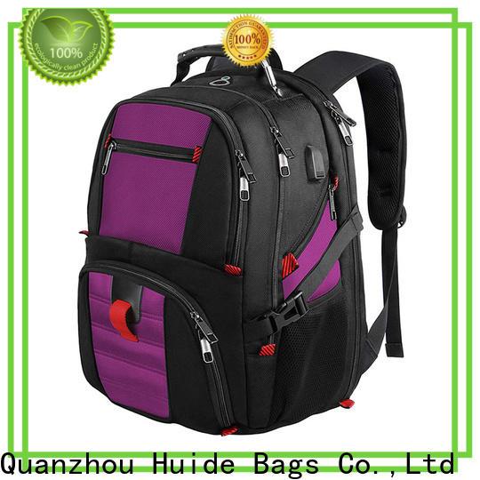 stylish professional backpack & poladies billfold wallet