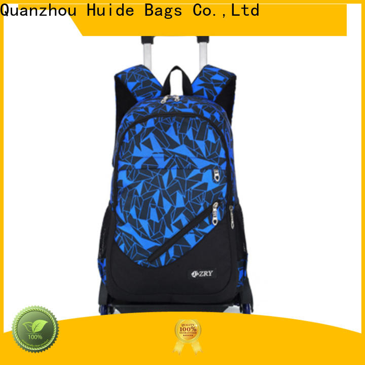 top hiking packs & school wheelie bags
