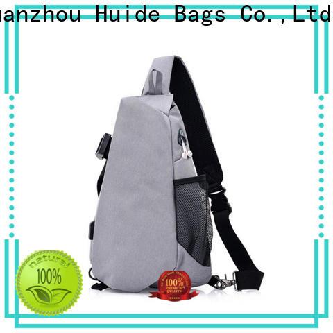 14 inch duffel bag & military chest bag