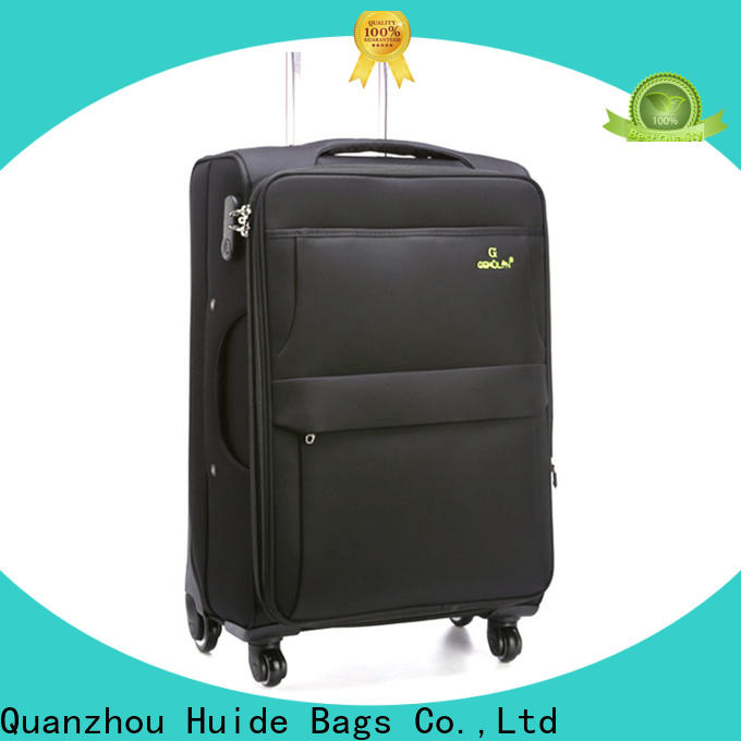 Huide expandable sturdy carry on luggage company for men