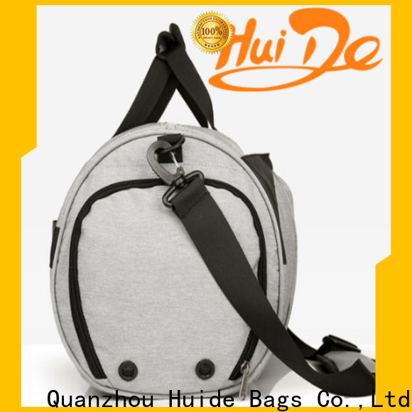 Huide Latest canvas travel bags for business for weekender