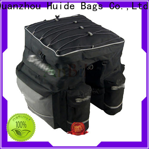Huide Custom small bicycle panniers for business for airplane