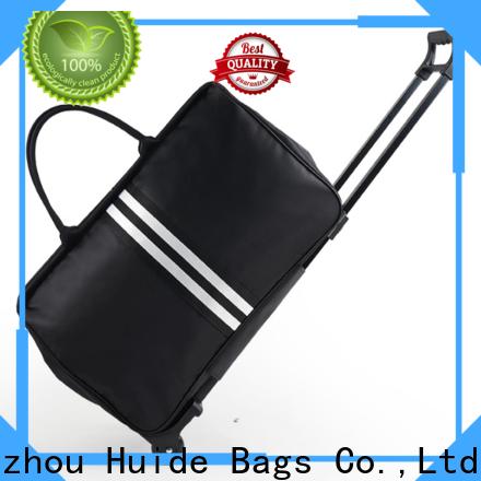 custom side bags & custom duffle bags with logo
