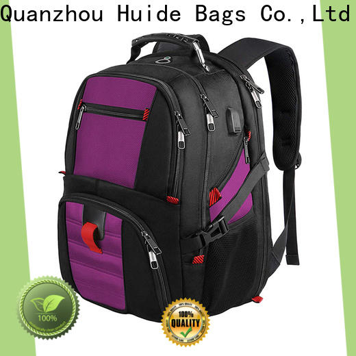 Wholesale cyber business backpack antitheft factory for work